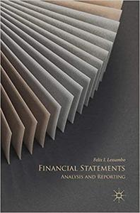 Financial Statements: Analysis and Reporting