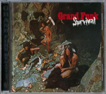 Grand Funk Railroad - Survival (1971) {2002, Remastered}