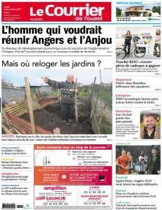 Le Courrier de l'Ouest Angers - 6 Novembre 2017