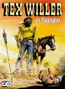 Tex Willer - Volume 8 - La Prigioniera (Nuova Serie)