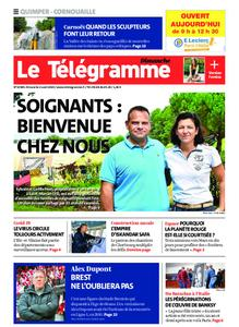 Le Télégramme Ouest Cornouaille – 02 août 2020