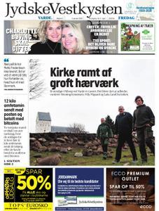 JydskeVestkysten Varde – 03. januar 2020