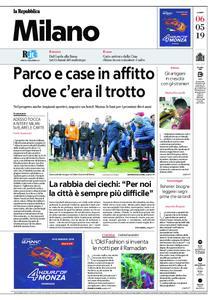 la Repubblica Milano – 06 maggio 2019