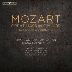 Bach Collegium Japan, Soloists, Masaaki Suzuki - W.A. Mozart: Great Mass in C minor; Exsultate, jubilate (2016) [Re-Up]