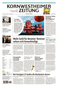 Kornwestheimer Zeitung - 19. Juli 2019