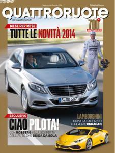 Quattroruote Italia N.700 - Gennaio 2014