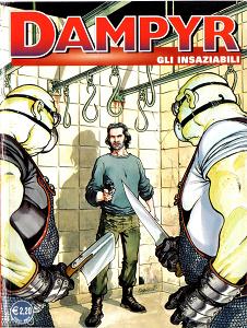 Dampyr - Volume 32 - Gli Insaziabili