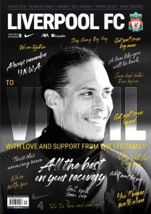 Liverpool FC Magazine - December 2020