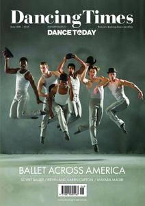 Dancing Times – June 2018