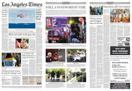 Los Angeles Times – August 03, 2020