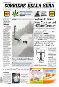 Corriere della Sera - 5 Gennaio 2018