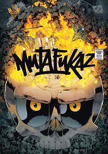 Mutafukaz - Tome 4 - De4d End