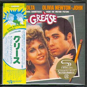 Various Artists - Grease (The Original Motion Picture Soundtrack) (1978) [2010, Deluxe Edition, Japanese 2 SHM-CDs]