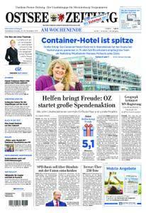 Ostsee Zeitung Wolgast - 25. November 2017