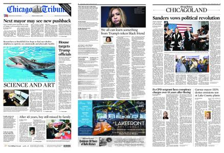 Chicago Tribune – March 04, 2019