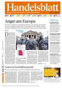 Handelsblatt - 29. März 2016