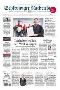 Schleswiger Nachrichten - 06. Dezember 2018