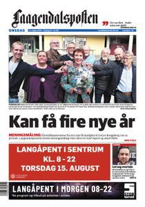 Laagendalsposten – 14. august 2019