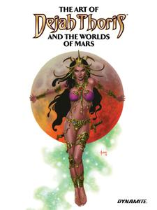 The Art of Dejah Thoris and the Worlds of Mars v02 2019 Digital DR & Quinch