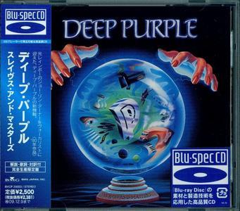 Deep Purple - Slaves And Masters (1990) {2009, Blu-Spec CD, Japan}