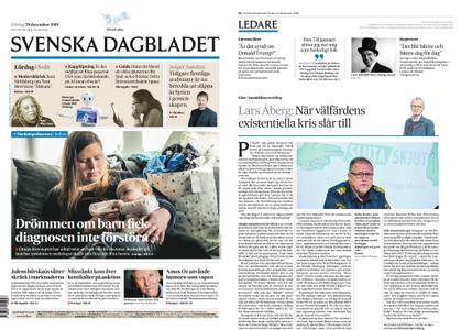 Svenska Dagbladet – 29 december 2018