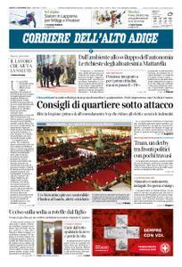 Corriere dell'Alto Adige – 23 novembre 2019