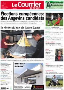 Le Courrier de l'Ouest Cholet – 06 mai 2019