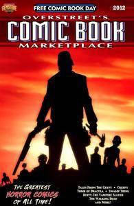 Overstreets Comic Book Marketplace FCBD 002 2012
