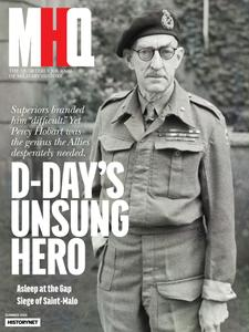 MHQ: The Quarterly Journal of Military History - May 2019