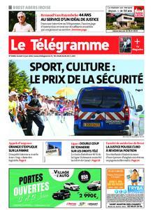 Le Télégramme Brest Abers Iroise – 12 juin 2021
