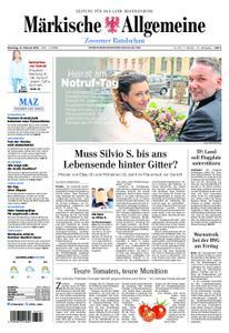 Märkische Allgemeine Zossener Rundschau - 12. Februar 2019