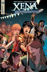 Xena-Warrior Princess 009 2018 2 covers Digital DR & Quinch