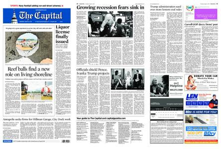 The Capital – August 15, 2019
