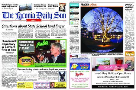 The Laconia Daily Sun – December 07, 2018