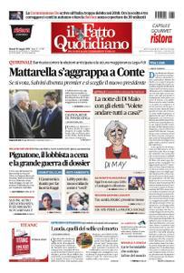 Il Fatto Quotidiano - 30 maggio 2019
