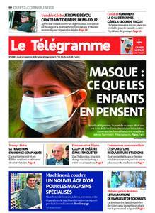 Le Télégramme Ouest Cornouaille – 12 novembre 2020