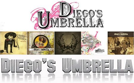 Diego's Umbrella - The Albums Collection (2006-2015) Re-Up