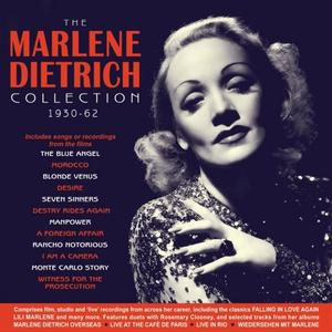 Marlene Dietrich - The Marlene Dietrich Collection 1930-62 (2018)