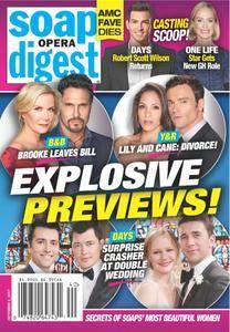 Soap Opera Digest - October 02, 2017