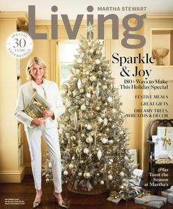 Martha Stewart Living - December 2020