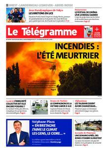 Le Télégramme Brest Abers Iroise – 19 août 2021