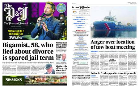 The Press and Journal Moray – May 31, 2019