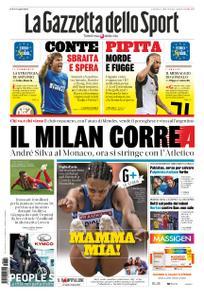 La Gazzetta dello Sport Roma – 22 luglio 2019