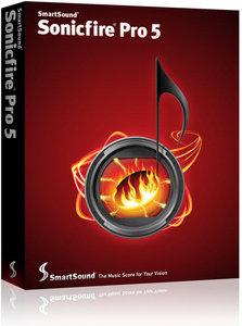 SmartSound SonicFire Pro v5.7.1 Scoring Network Edition Mac OS X