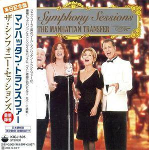The Manhattan Transfer - The Symphony Sessions (2006) {Japanese Edition}