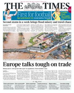 The Times - 17 February 2020