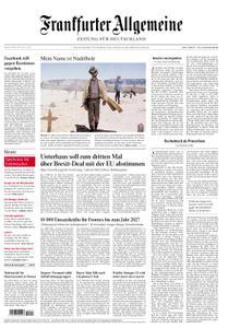 Frankfurter Allgemeine Zeitung F.A.Z. - 29. März 2019