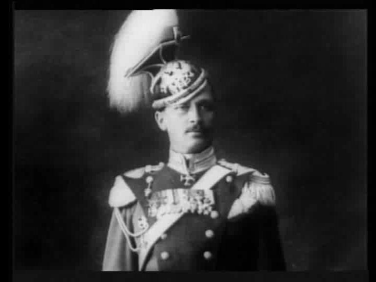 Suomi filmin uutiskuvia - Suomen marsalkka Mannerheim