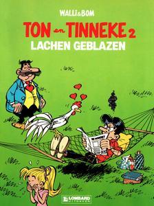 Ton En Tinneke - 02 - Lachen Geblazen