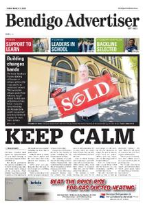 Bendigo Advertiser - March 13, 2020